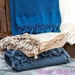 Пледы, Текстиль для дома